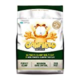 Garfield Cat Litter Ultimate Clump, All Natural, Fast Clumping, Good for Multi-Cat Homes, Tiny Grains, 10 lb