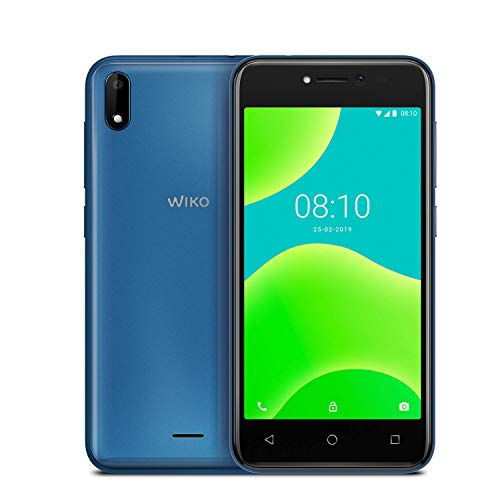 """WIKO Y50 + Carcasa – Smartphone de 5"""" (Dual SIM, 16GB de ROM..."""