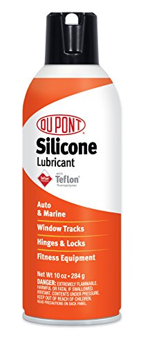 DuPont Silicone Lubricant with Teflon Fluoro Polymer