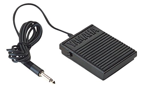 Yamaha FC5 Sustain Pedal for Keyboards and Pianos