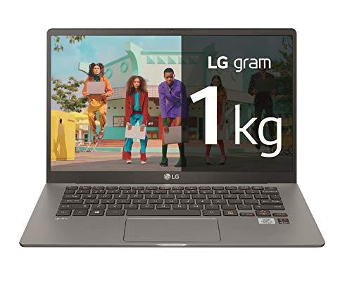 LG gram 14Z90N-V-AA78B - Ordenador portátil ultraligero de 14'...