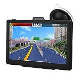 Navegación GPS, Monitor LCD de 7 Pulgadas con Reproductor de Audio y Video para automóvil,...