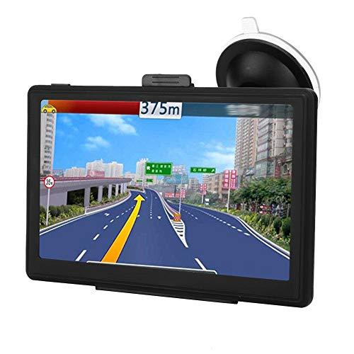 Garsent GPS-Navigation, 7-Zoll-LCD-Bildschirm,...