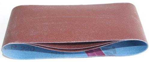 Dewalt DT3299-QZ K220 Sanding belt (3 Piece), 2.52' x 14.02'