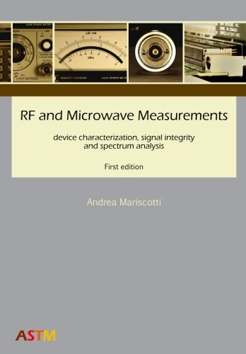 RF and Microwave Measurements: device...