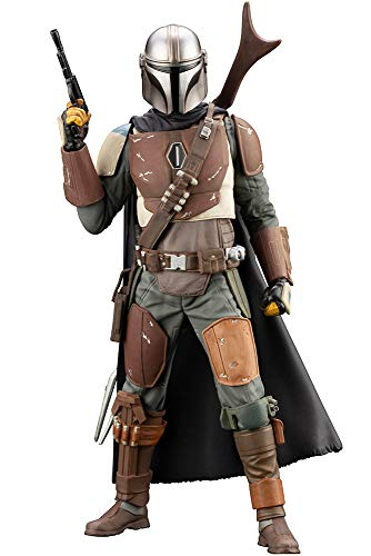 Kotobukiya ARTFX + Star Wars The Mandalorian 1/10 Scale PVC Painted Figure