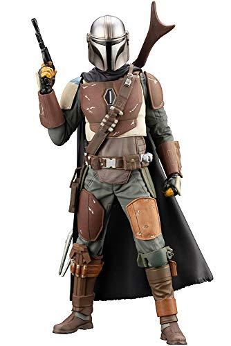 Star Wars The Mandalorian Unisex Colección de Figuras Standard, PVC,