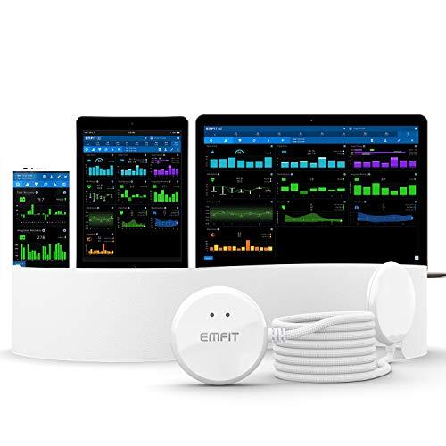 EMFIT QS - Under Mattress Sleep Tracker with HRV