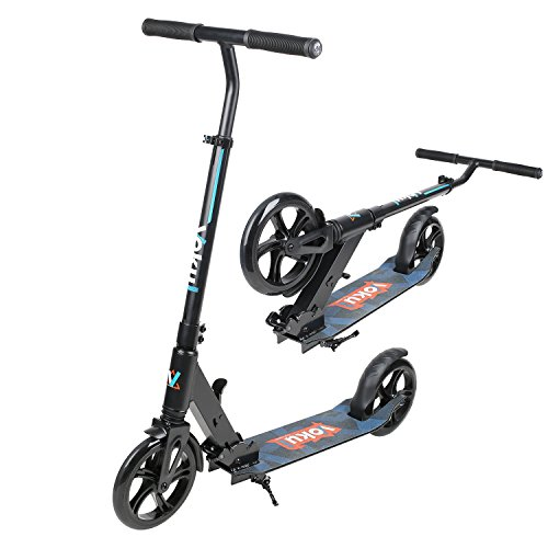 VOKUL Foldable Kick Scooters for Adults...
