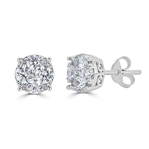 Amazon has real diamond stud earrings for under $60 —and the reviews are off the charts!