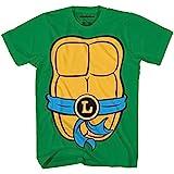 Teenage Mutant Ninja Turtles Costume Adult T-Shirt - Medium (Leonardo)