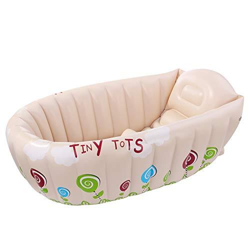 Jilong Tiny Tots | Babybadje | Waarschuwingsindicator voor hoge temperaturen