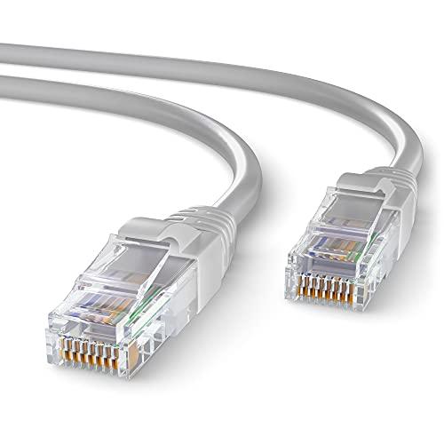 Mr. Tronic 10m Cavo di Rete Ethernet   CAT5E,...