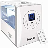 Levoit Humidificateur d'Air 6L, Humidificateur Bébé Ultrasonique...