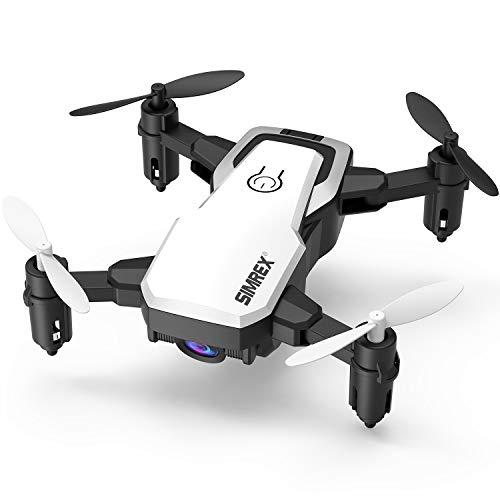 SIMREX X300C Mini Drone with Camera WiFi HD FPV...
