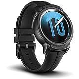 Ticwatch E2 Smartwatch, 5 ATM wasserdicht, schwimmbereit, integriertes GPS, Herzfrequenzmesser, Google Assistant, Musik, Wear OS von Google Fitness Smart Watch, kompatibel mit iPhone und Android