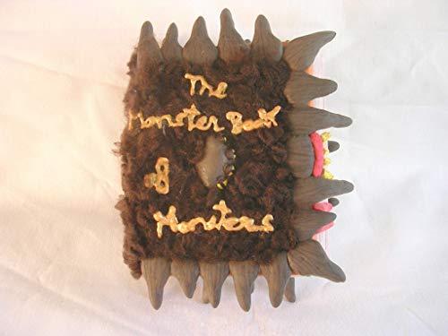 Mini caja-joyero monstruoso libro de los monstruos || Harry Potter