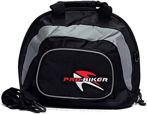 大容量 ヘルメットバッグ 多機能 バイク用バッグ HELMET BAG ツールバッグ 通勤/通学/ツーリングに!バイクバッグ ブラック