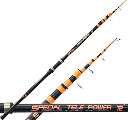 kolpo Special Tele Power Canna da Pesca Telescopica 50 160 gr