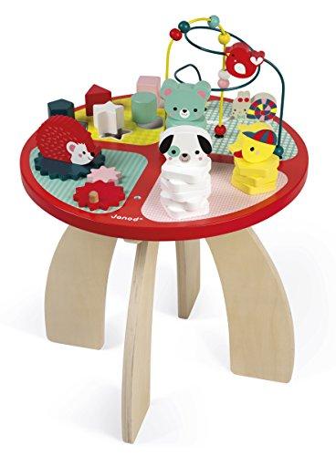 Janod- Tavolo di attivit Baby Forest, 1