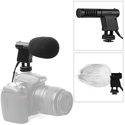 BOYA Video & Rundfunksendung gerichtet Directional Kondensator Mikrofon für Nikon Canon Sony DSLR Kamera Camcorder DV
