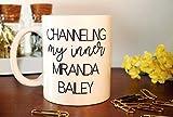 Miranda Bailey Greys Anatomy Mug_Spirit Animal_Doctor Mug_Meredith Grey_Greys Anatomy Gift_My Person_Dance It Out_Greys Friend Gift_McDreamy