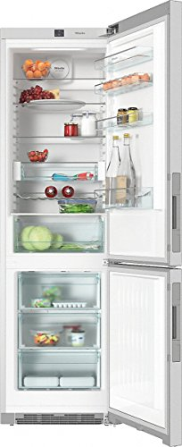 Miele KFN 29233 D edt/cs Freestanding 260L 101L A+++ Stainless steel - fridge-freezers...