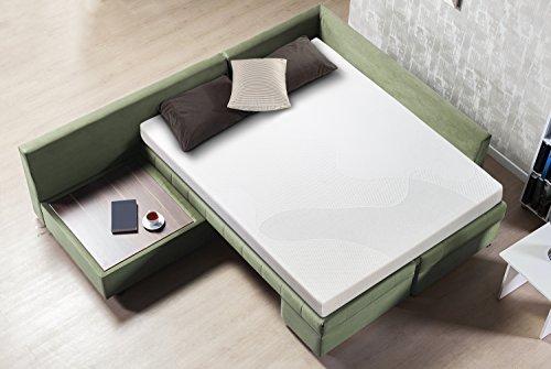 Zinus Memory Foam 5 Inch Sleeper Sofa Mattress, Replacement Sofa Bed Mattress, Twin