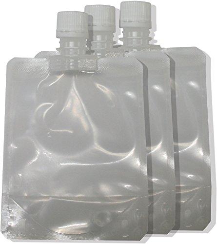 LINDEN(リンデン) パウチ容器 100mL 3個セット LD12200000