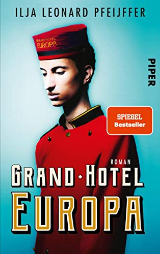 Grand Hotel Europa: Roman (German Edition)