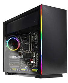 [RTX 2060 Version] SkyTech Oracle X Gaming Desktop Ryzen 7 2700X (3.70 GHz) 16 GB DDR4, 240 GB SSD, 1 TB HDD, NVIDIA GeForce RTX 2060 6G, Windows 10 Home