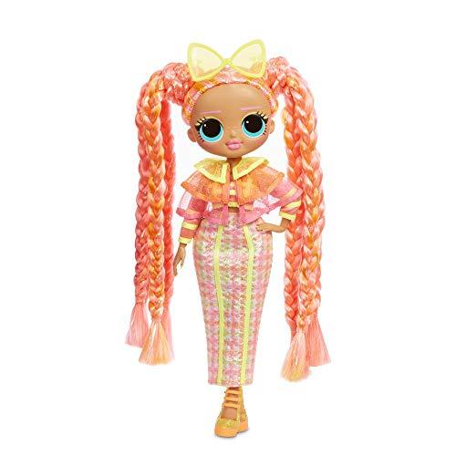 Image 1 - L.O.L. Surprise! Poupées mannequins collectionnables – Avec 15 surprises, vêtements et accessoires - Dazzle – Série O.M.G. Lights