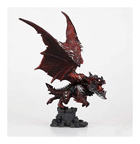 From HandMade New World of Warcraft Figur Die Todesschwinge Actionfigur Actionfigur