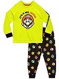 Super Mario Pijamas para Niños Multicolor 4-5 años