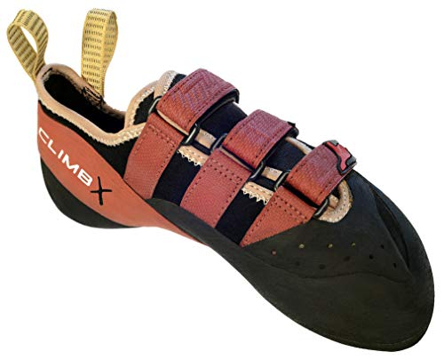 Climb X Rock-It NLV Women's Strap Climbing Shoe