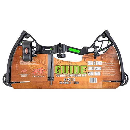 PSE ARCHERY Guide Youth Compound Bow Set