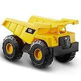 CatToysOfficial Cat Dump Truck Toy Construction Vehicle