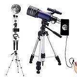 Télescope Astronomique pour Enfants Débutants Adultes, Télescope...
