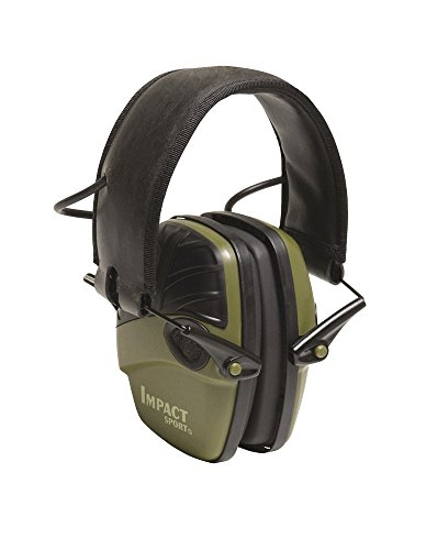 Howard Leight by Honeywell Impact Sport Sound Amplification...