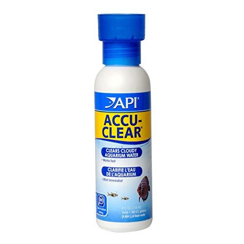 API ACCU-Clear - Clarificador de Agua Dulce para Acuario (118 ml)