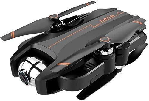 Drone Pieghevole con Doppia Fotocamera da 1080p per Principianti, Quadcopter FPV WiFi con Doppia batterie, Attesa dell'altitudine, Posizionamento Ottico del Flusso LQHZWYC