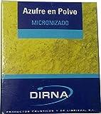 Soufre en poudre micronisée 750 g.