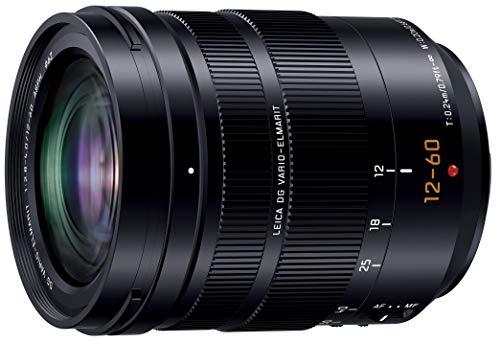 パナソニック ズームレンズ マイクロフォーサーズ用 ライカ DG VARIO-ELMARIT 12-60mm/F2.8-4.0 ASPH./POWE...