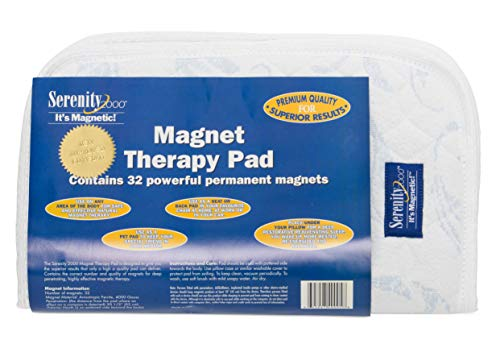 Magnetic Vitality Pad for Improved Sleep and wellness