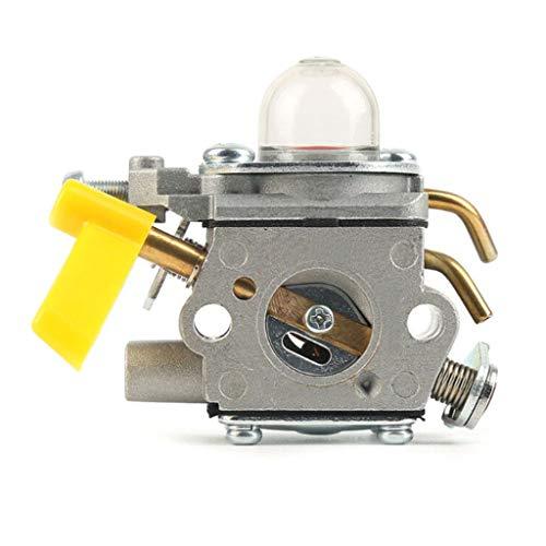 FXCO Sostituzione del carburatore per il soffiatore di tosaerba Zama C1U-H60 di Homelite Ryobi 26 Cc / 33 Cc sostituisce 308054013 308054008 308054012 308054004 A carburatore