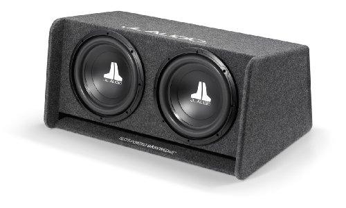 JL Audio CP212-W0V3 Dual 12' 12W0v3 Ported Subwoofer Enclosure Box