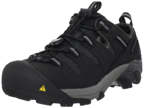 KEEN Utility Men's Atlanta Cool Steel Toe Work Shoe
