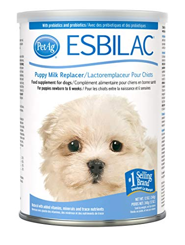PetAg Esbilac Powder Milk Replacer for Puppies and...