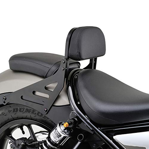 デイトナ バイク用 バックレスト レブル 250 / ABS / 500 リバーシブルバックレスト 95240