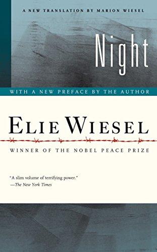 Night (Night Trilogy) by [Elie Wiesel, Marion Wiesel]